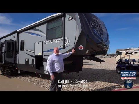 Road Warrior 427 S Key Features With Heartland S Regional Sales