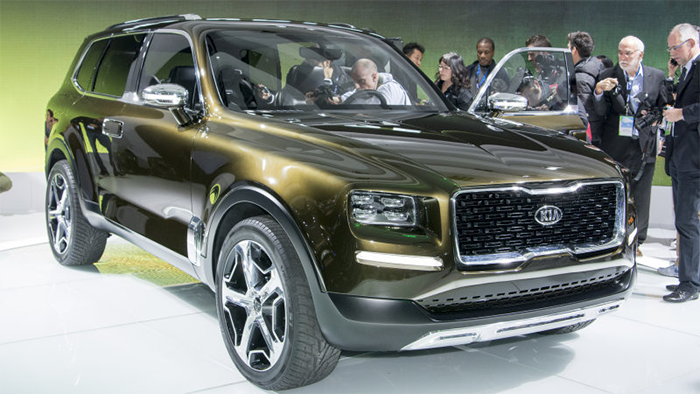 The 2020 Kia Telluride Goes Big Release Date And Price The