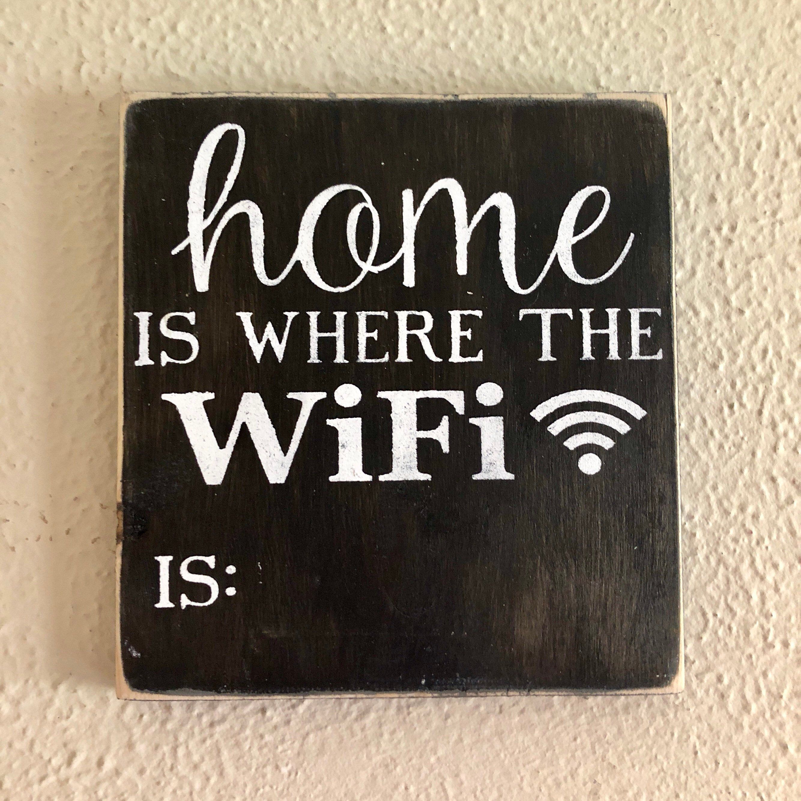 Excited to share this item from my #etsy shop: Home Is Where The ...