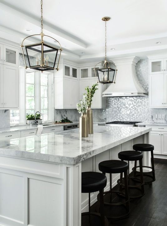 Island size More | Home Decor | Pinterest | Cocinas, Cocina moderna ...