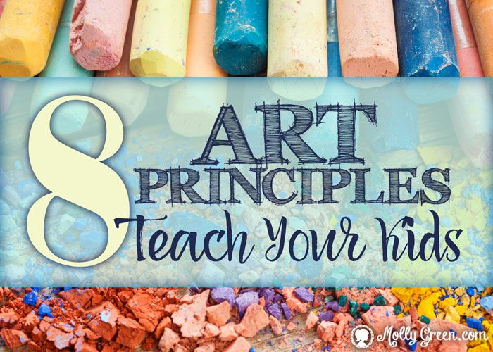 8 Art Elements : Expanding the fundamentals art principles