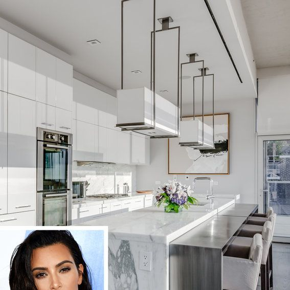 At Home With Kelly Wearstler Airbnb Rentals Kitchens
