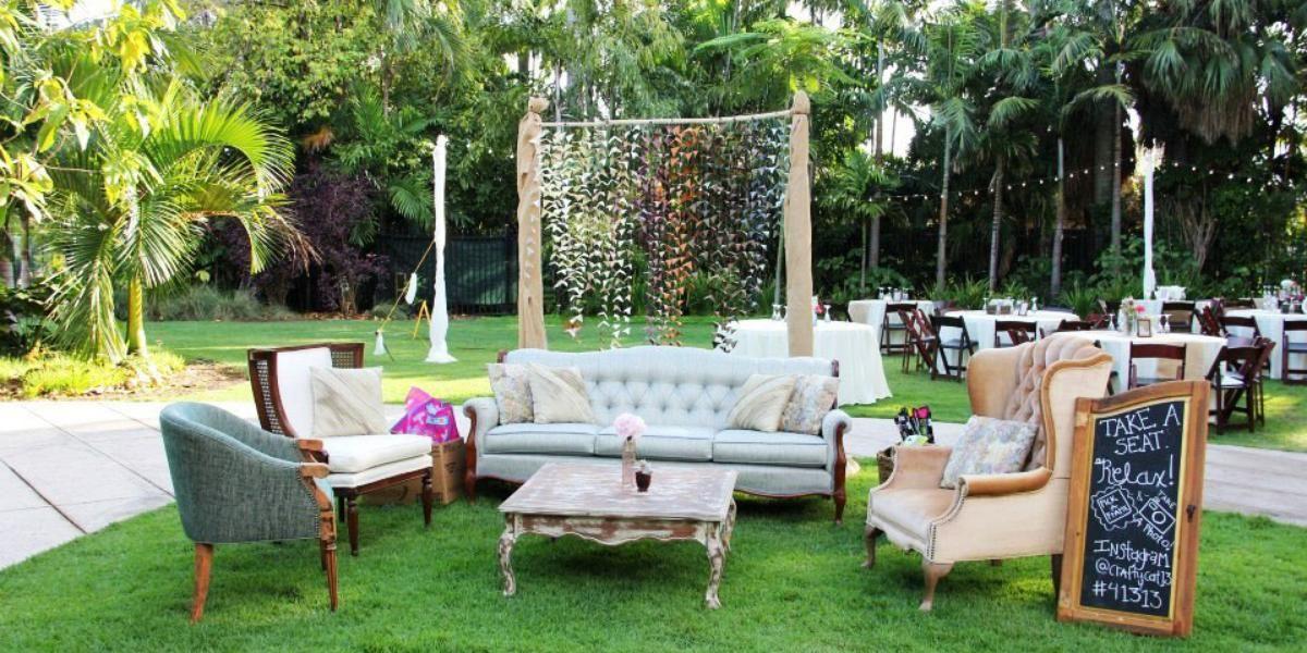 Miami Beach Botanical Gardens Weddings Get Prices For Miami