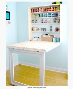 table range materiel atelier astuce bricolage craft. Black Bedroom Furniture Sets. Home Design Ideas