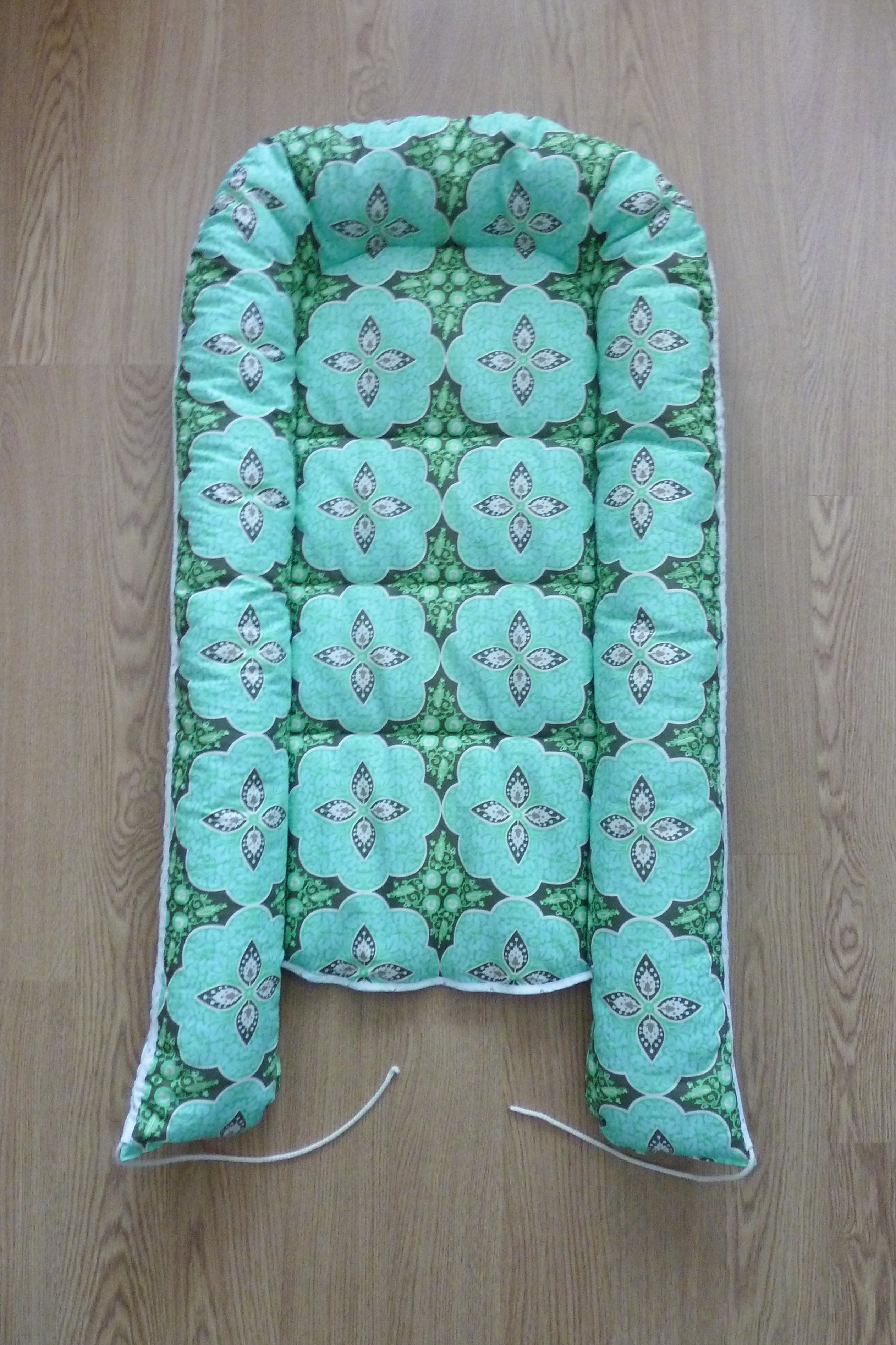 Scandi Baby Nest Sew-along – Completing Your Nest | Tutorials ...