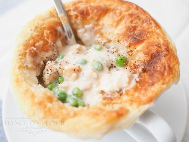 Dance on flour chicken pot pie in a mug yummies pinterest dance on flour chicken pot pie in a mug forumfinder Gallery