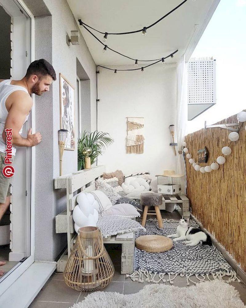 59 Creative Small Balcony Decor Ideas For Best Spring Homeridian