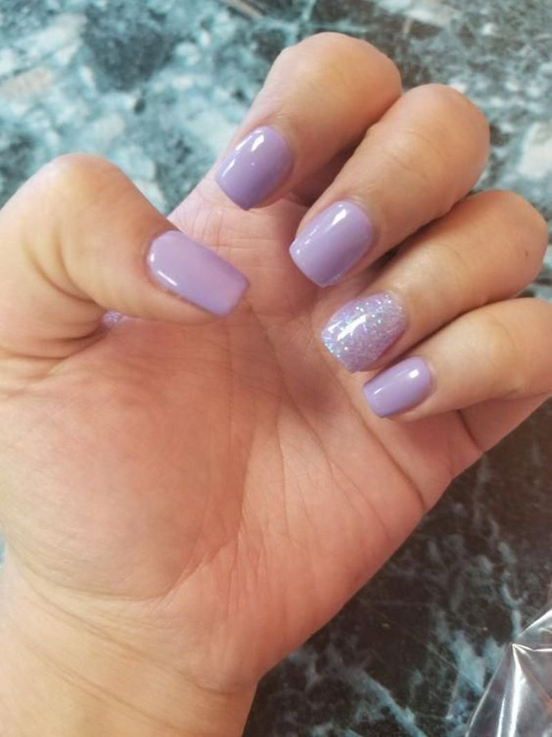 48 Most Amazing Summer Nail Color 2020 With Images Sns Nails Colors Glitter Gel Nails Coffin Nails Designs