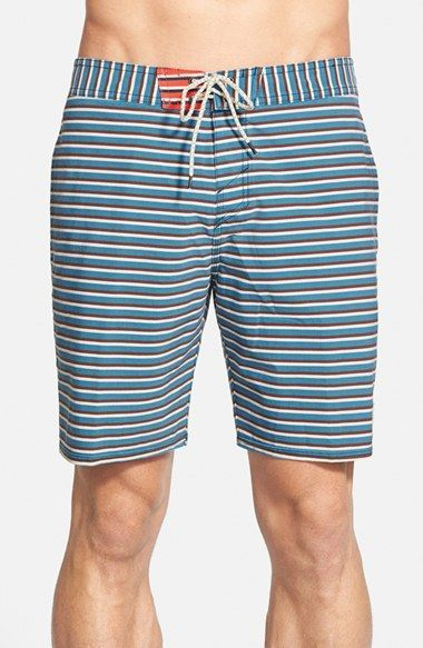 Swim shorts you don't have to change out of for a casual day out