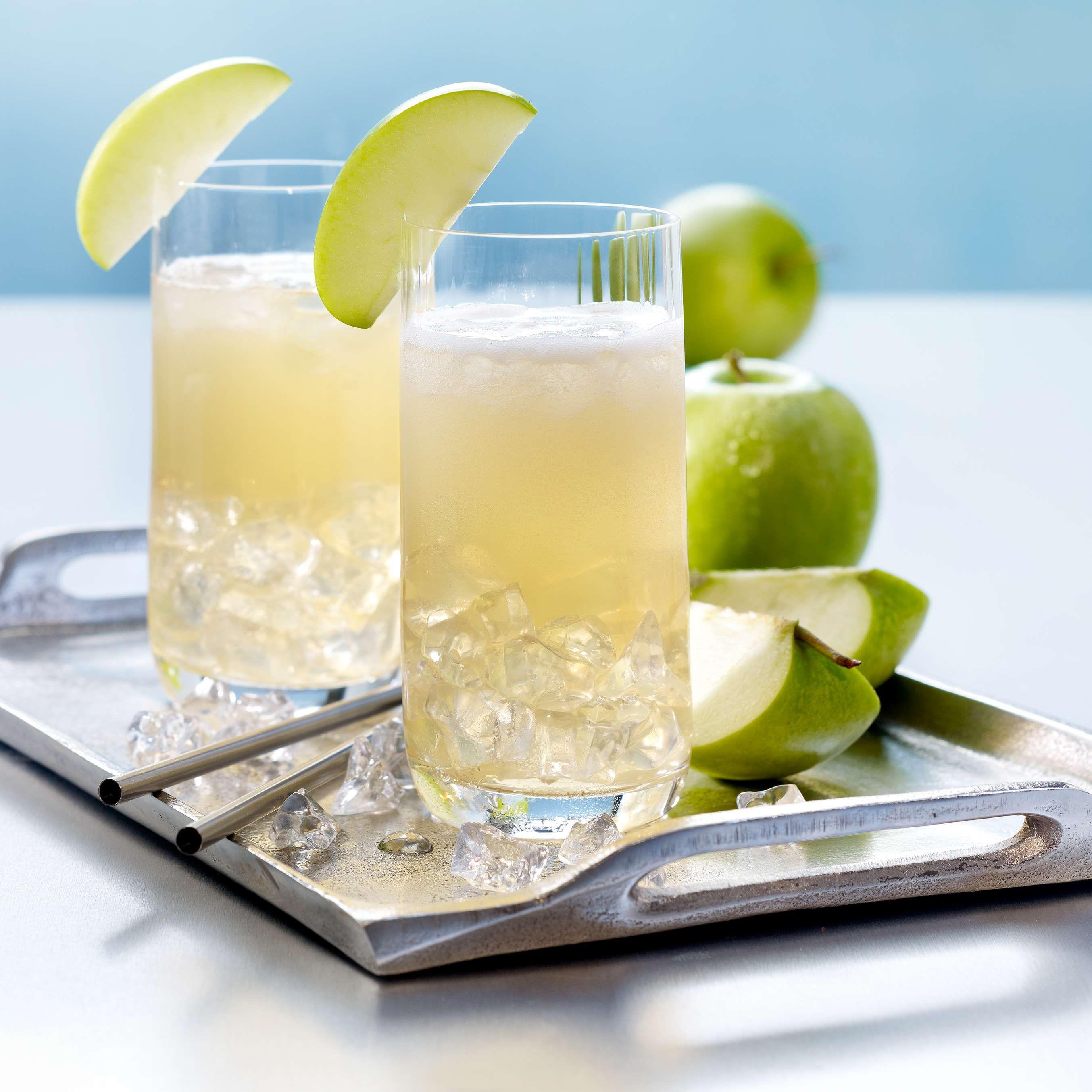 Apfel-Secco | Rezept | Getränke, Cocktails und Cocktail rezepte
