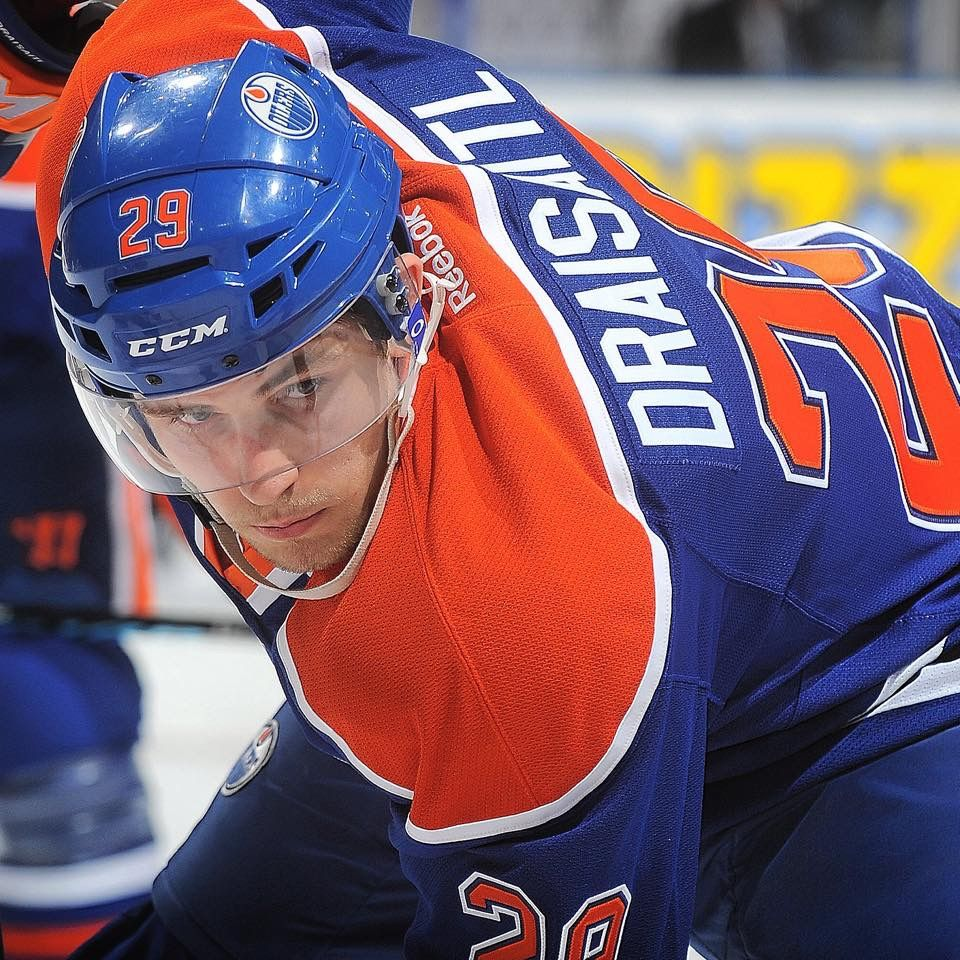 Leon Draisaitl 29 Edmonton Oilers Oilers hockey, Oilers
