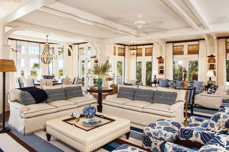 Home Florida Design Coastal Living Rooms Decor Home Living Room Home Living Room