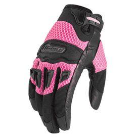 Icon Twenty-Niner Ladies Motorcycle Gloves | Riding Apparel | Jake Wilson