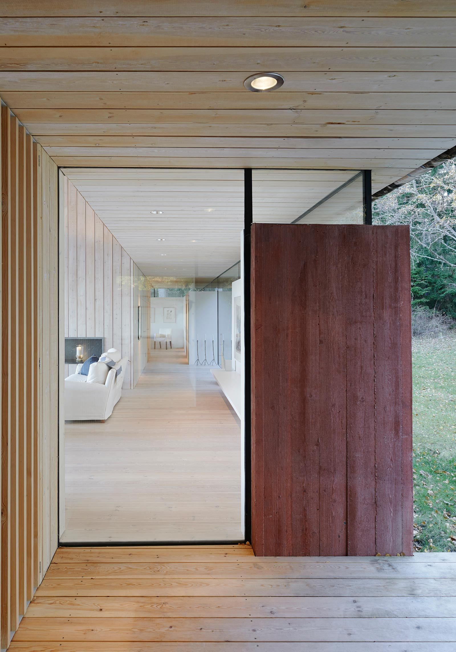 Summerhouse Svartnö by WRB Architects   Swedish interior ...