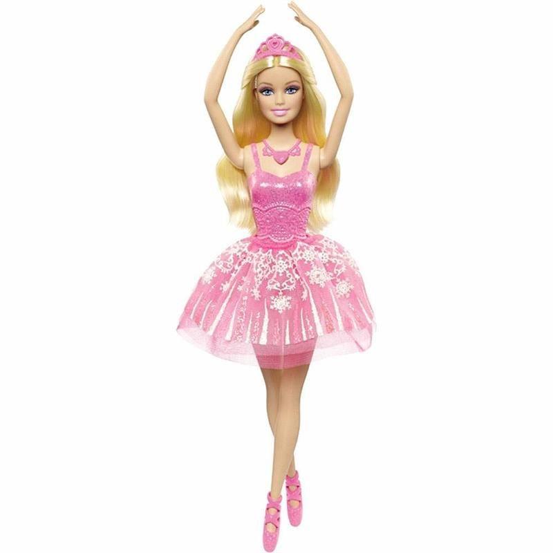 представляют собой фотографии куклы барби балерины единственная