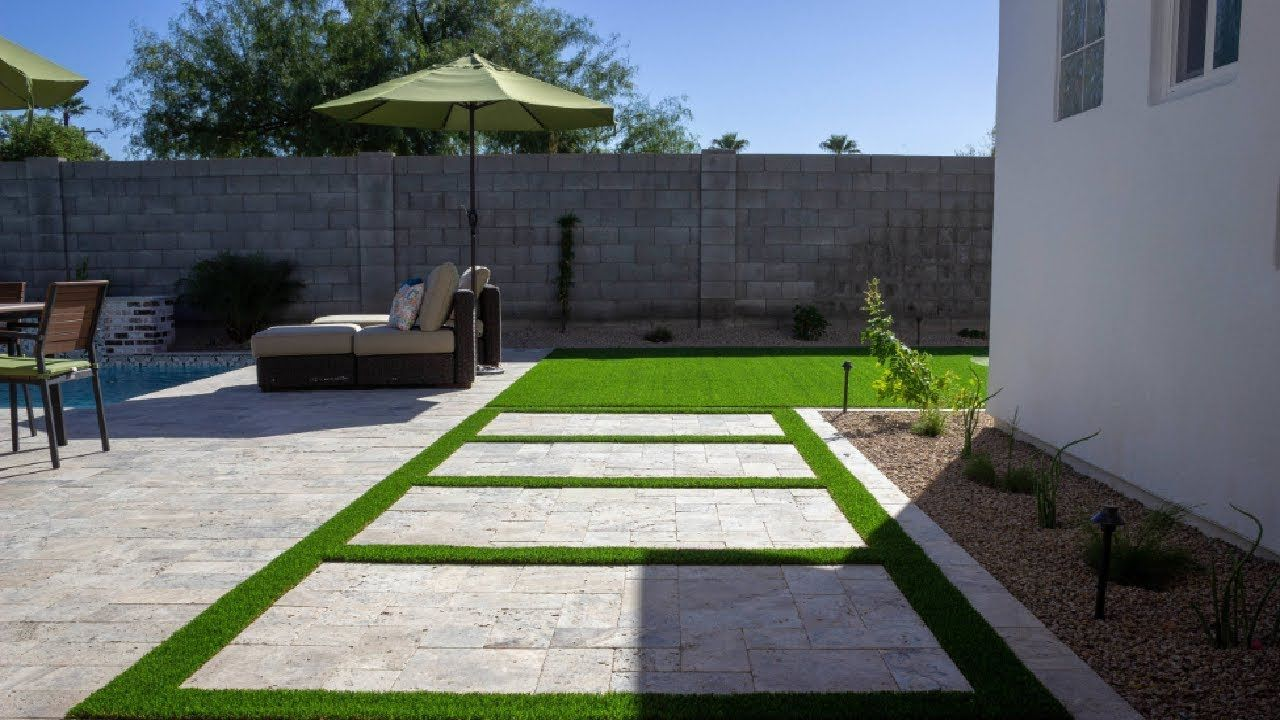 25 Low Cost Backyard Landscaping Ideas | Backyard ... on Low Cost Patio Ideas id=53340