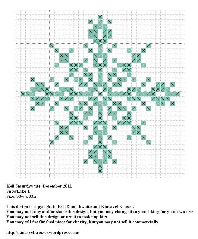 Snowflake 1 | Pinterest | Cross stitch, Stitch and Free cross stitch ...
