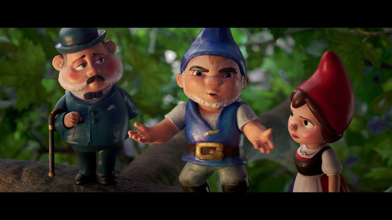Sherlock Gnomes Sherlock Gnomes Little People