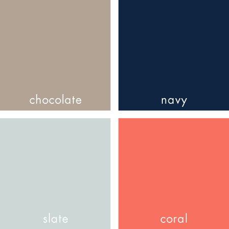 Beautiful Color Palette Love The Navy And Coral Mix Maybe The Watermelon Pink Instead Of Coral Since Tab Did Coral Room Colors Bedroom Colors House Colors