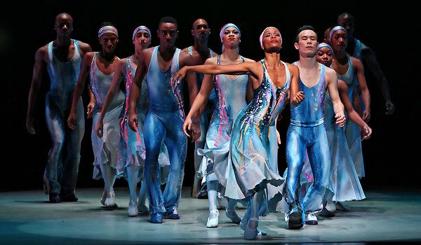 """After more than 30 years of professional dancing, she was still a compelling image of style, moving with verve and élan at the heart of two of Alvin Ailey American Dance Theater's classic works."" Renee Robinson's farewell at New York City Center Theater - 10th December 2012, New York Times."