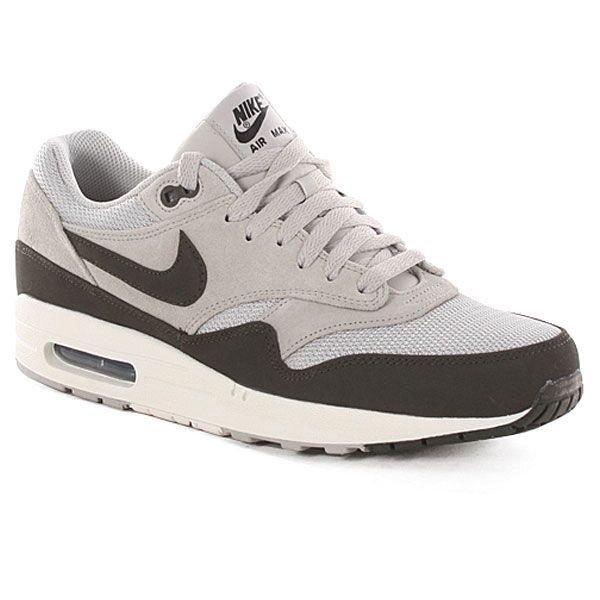 big sale d1edd 6cf9c ... Nike Air Max 1 Shoes - Granite-Deep Smoke