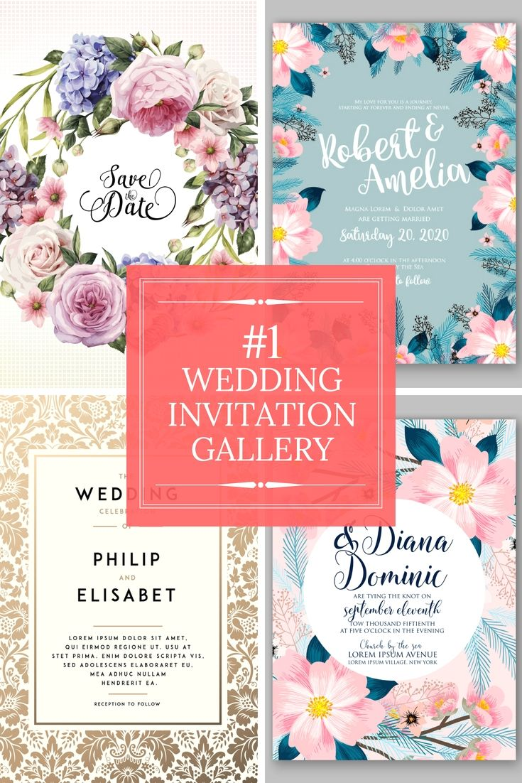 Top Rated Wedding Invitation Inspirations - Navigate Our Wedding ...