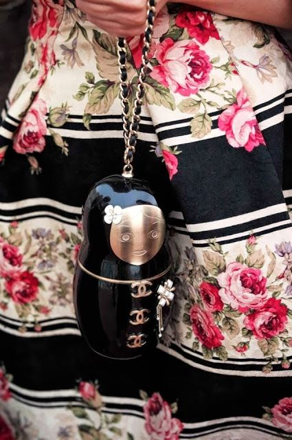 chanel matryoshka purse