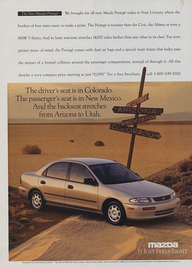 1995 Mazda Protege Mazda Mazda Protege Japanese Cars