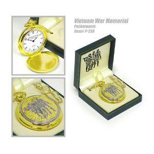 Vietnam Memorial Pocket Watch $16.00