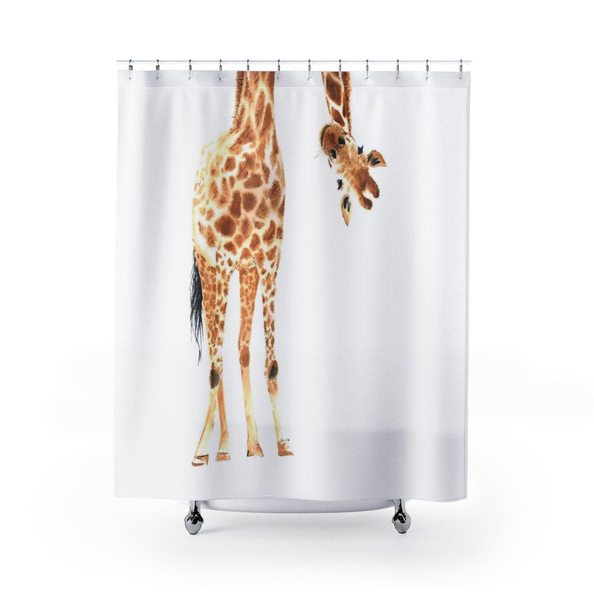 Toilettensitz Giraffe