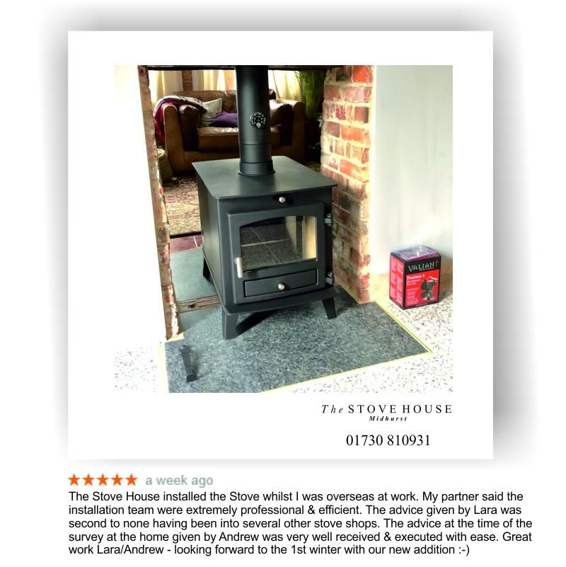 The Stove House Installation Shows A Double Aspect Stove Into A Back To Back Fireplace This Hunter Ava Stove Installation Contemporary Front Doors Wood Burner