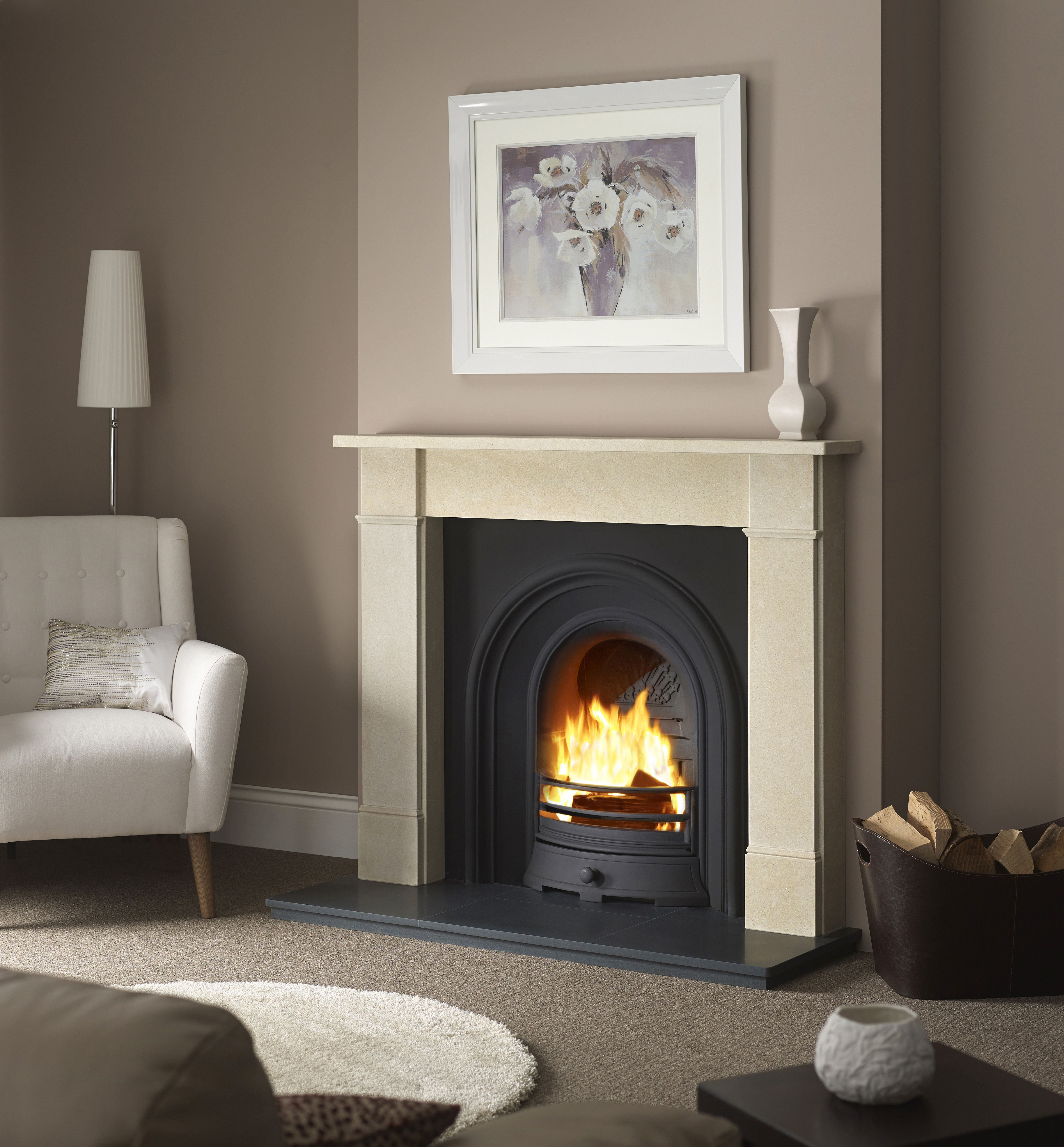 Umbrian Hersham Available In 54 48 Cast Iron Insert