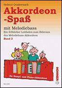 Akkordeon-spass Bd. 2 - (German Text)