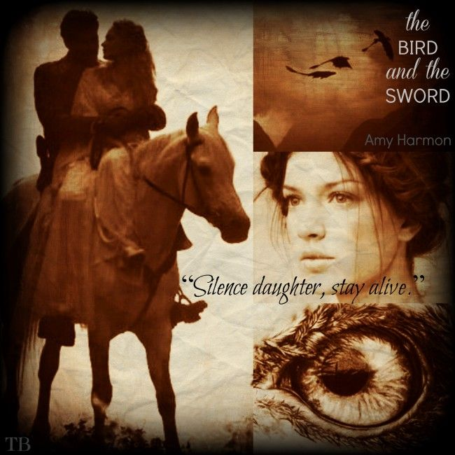 The Bird and the Sword collage