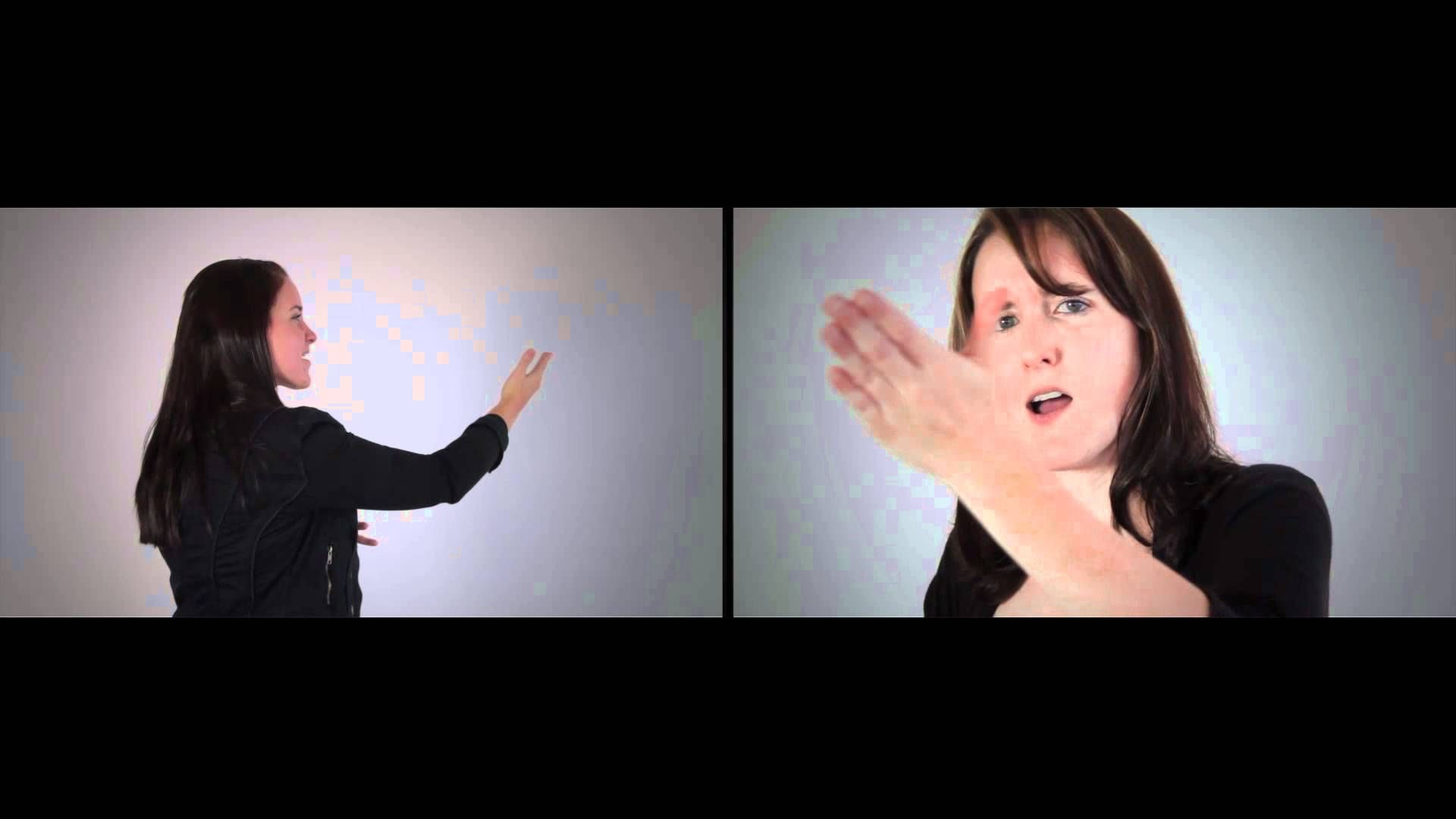 Sam Rb Stand Tall In Nz Sign Language