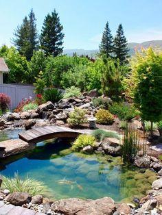 Les 25 meilleures id es de la cat gorie bassin de jardin pr form sur pinterest le bassin - Bassin d ornement preforme besancon ...