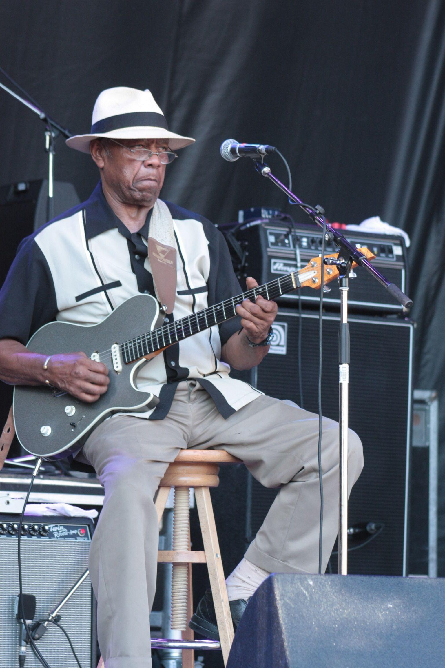 W.C Clark: RBC Bluesfest 2013 (Blacksheep Stage)