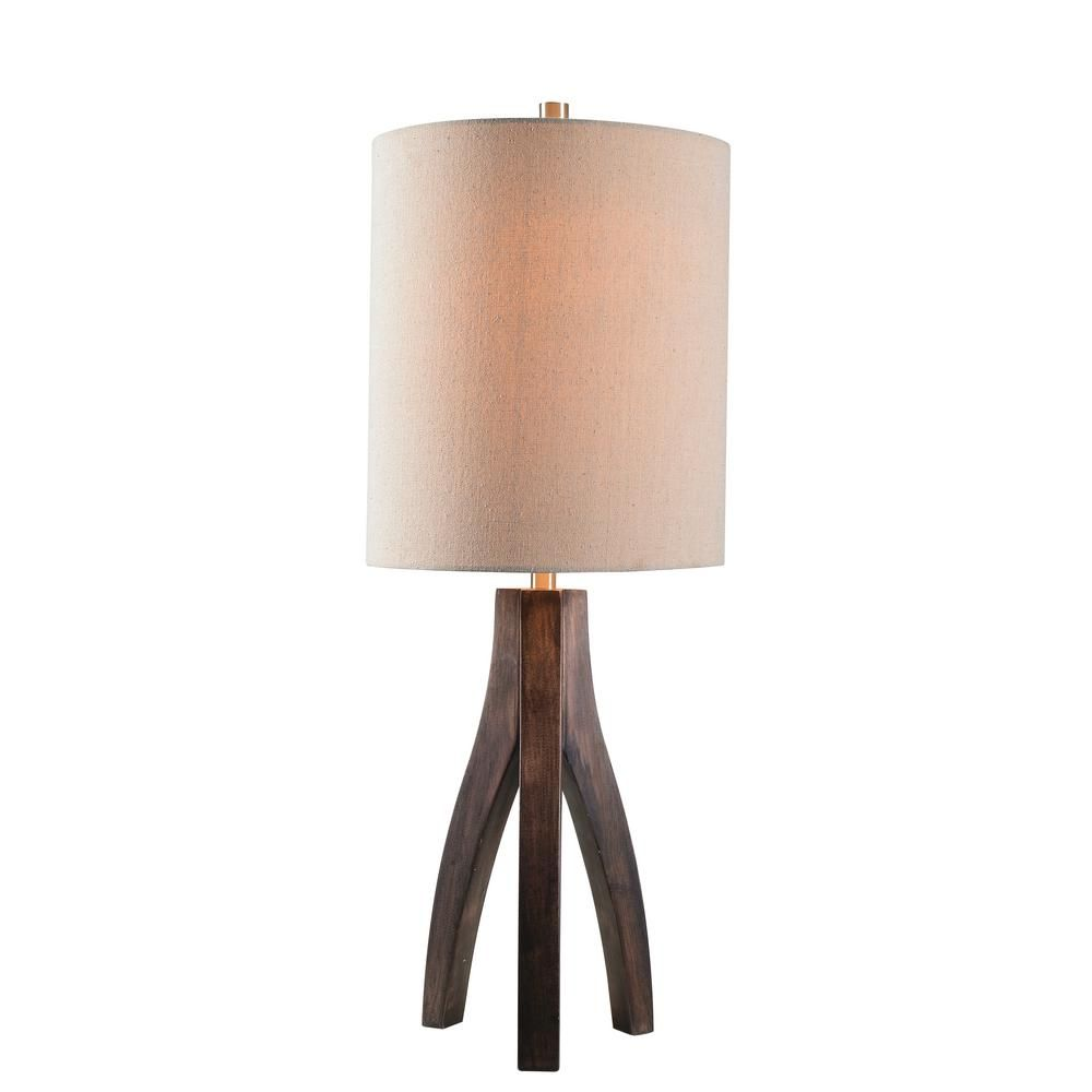 Kenroy Home Haley 26 5 In Table Lamp With Cream Shade Table Lamp Lamp Kenroy Home