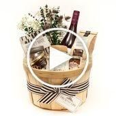 A TORONTO GIFT BASKET WITH CHOICE OF LOCAL LUX ... #selection #gift basket #lo ... #boyfriendgiftbasket