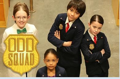 Odd Squad Math Series Live Action Children S And Family Comedy