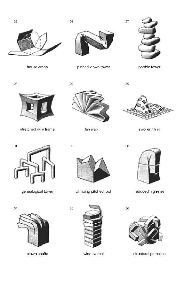 Siteless: 1001 Building FormsFrançois Blanciak