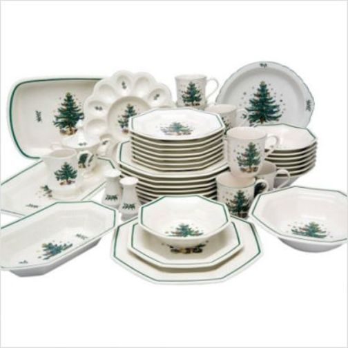 nikko christmastime dinnerware sets beautiful china makes lovely christmas gifts - Christmas China Sets