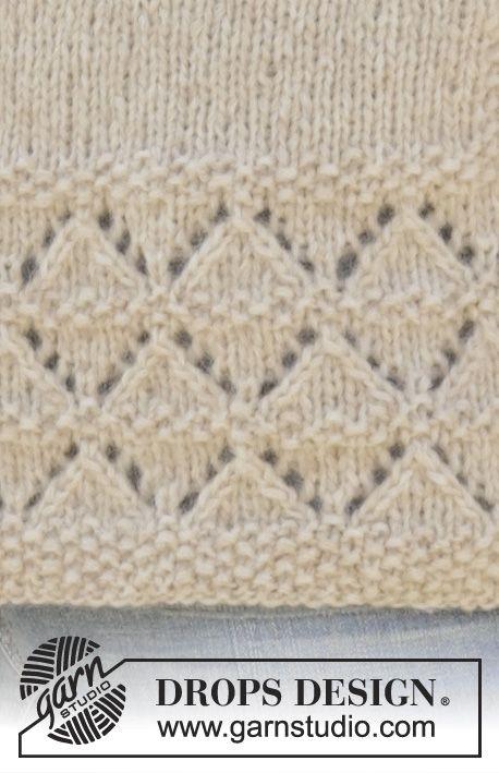 Free knitting pattern | Creativo | Pinterest | Poncho de punto ...