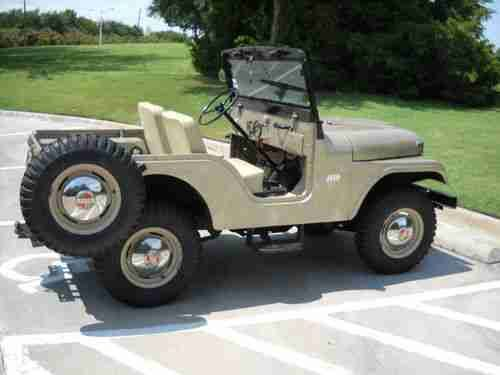 1966 Jeep Kaiser Cj5 Original Only 30000 Miles In Great Running Condition Image 12 Jeep Jeep Cj Willys Jeep