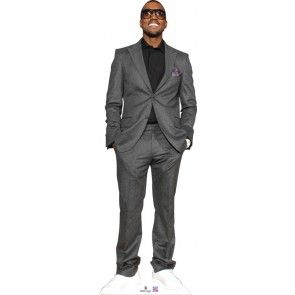 Cardboard Cutout Of Kanye West With Images Cardboard Cutout Cutout Cardboard Cutouts