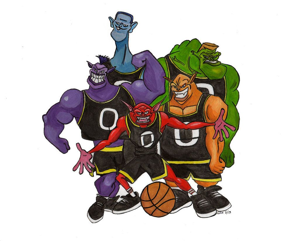 space jam monstars - Buscar con Google  9c97331d1ac
