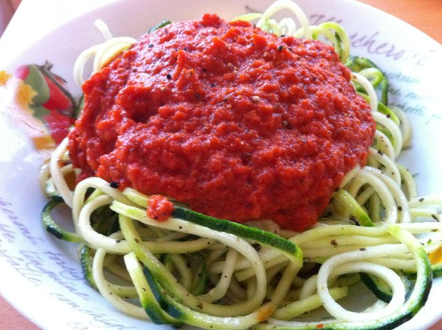 Raw zucchini spaghetti with marinara sauce recipe pinterest raw zucchini spaghetti with marinara sauce recipe pinterest vegan pasta raw vegan and zucchini forumfinder Gallery