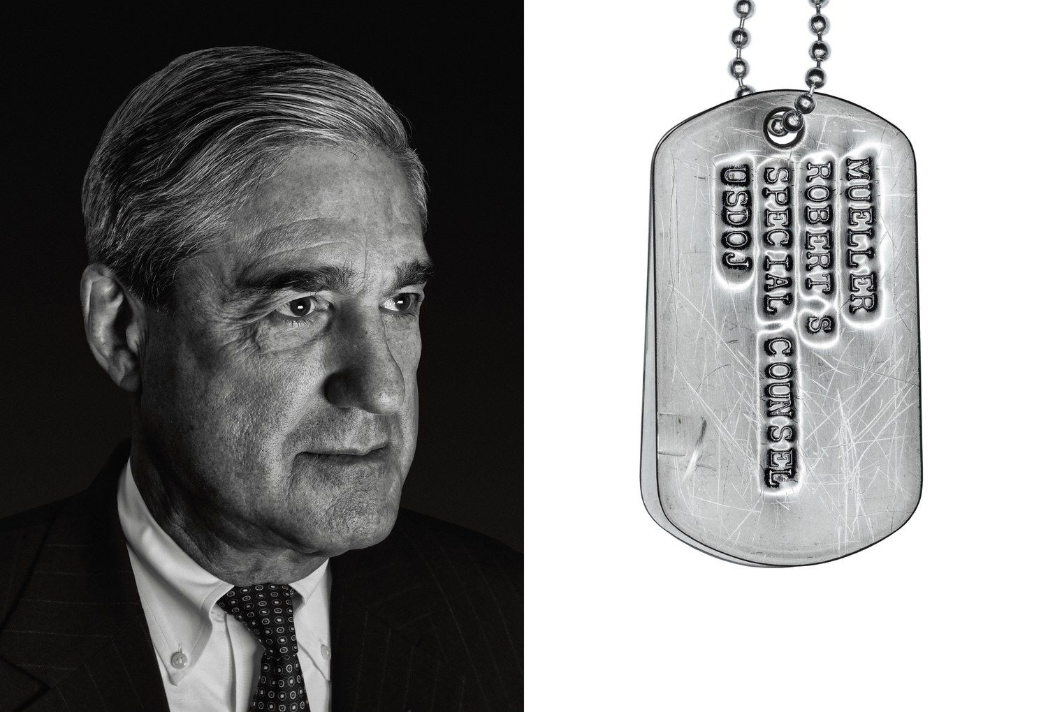 The Untold Story of Robert Mueller's Time in Combat