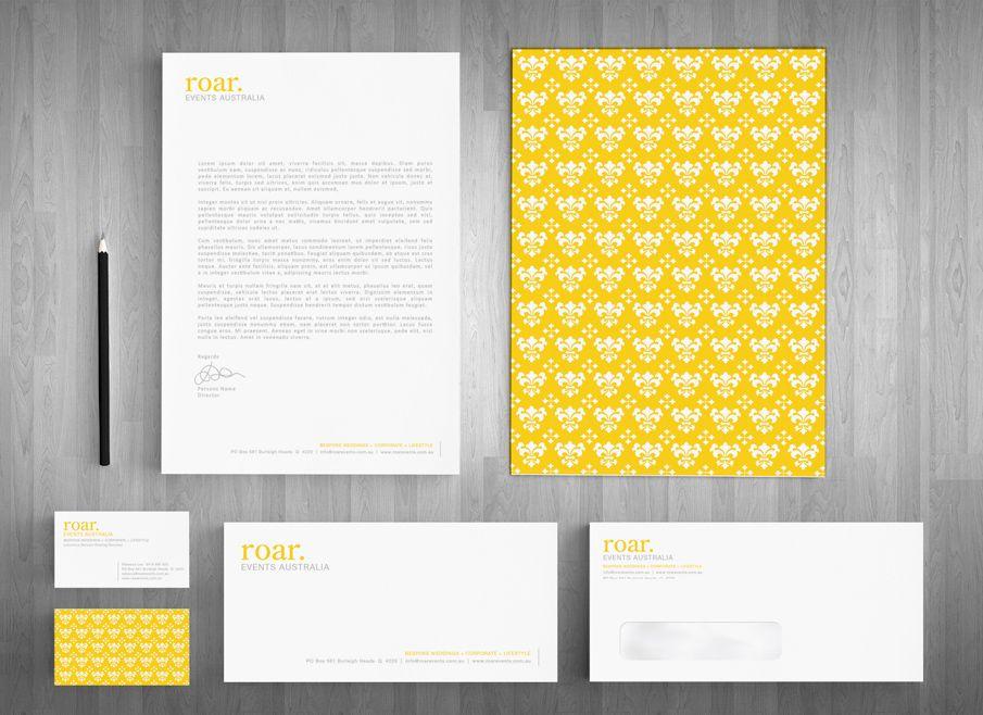 Gold Coast Letterhead and Stationary Design | Corporate Identity ...