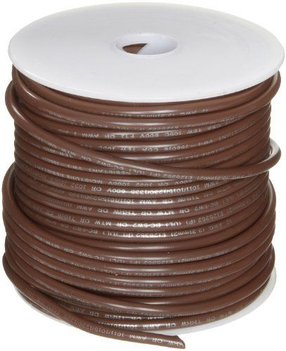 Ul1015 commercial copper wire bright brown 16 awg 00508 ul1015 commercial copper wire bright brown 16 awg 00508 diameter keyboard keysfo Image collections